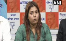 Will not say sorry, says BJP's Priyanka Sharma after her release