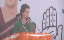 Priyanka calls Modi a 'coward and weak PM'