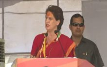 No work, only talk in last 5 yrs: Priyanka hits out at PM Modi