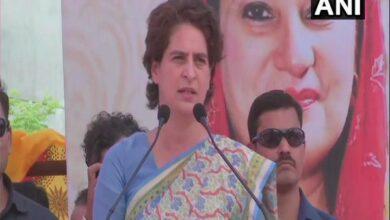 Photo of I have never seen a PM coward and weak like PM Modi: Priyanka