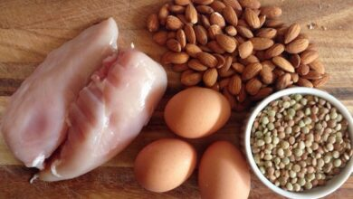 Photo of Balanced protein intake better for health