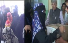 Faiz-e-Aam Trust distributed Ramadan Ration kits