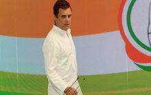 Rahul offering resignation, incorrect: Congress