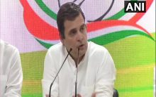 Cyclone Vayu: Rahul urges party workers to help