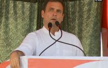Rahul held 150 rallies during Lok Sabha polls