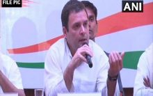 China gives 50,000 jobs in 24 hours while Indian govt snatches jobs: Rahul Gandhi