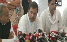 Rahul Gandhi meets Alwar gang-rape survivor, assures justice