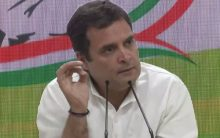 CWC rejects Rahul's offer to quit as Congress chief