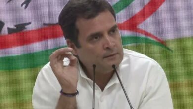 Photo of Rahul dubs exit polls as false, asks partymen to remain vigil