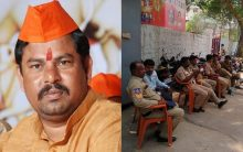"""Raja Singh tweets """"I have been house arrested again"""", shares photos"""