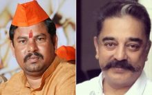 BJP MLA Raja Singh warns Kamal Haasan, shares video message