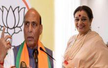 Sinha Vs Singh seeks votes in City of Tehzeeb minus personal attacks