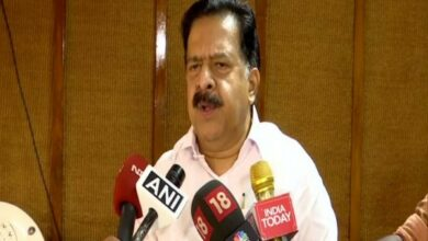Photo of BJP didn't open account in Kerala, no leader will join the party: Ramesh Chennithala