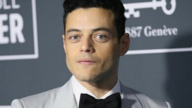 Photo of Rami Malek in talks to star in crime thriller 'Little Things'