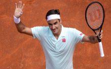 Italian Open: Roger Federer defeats Joao Sousa
