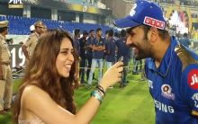 Winning 4th IPL title in front of daughter Samaira is special, says Rohit Sharma