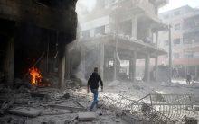 Russia declares unilateral ceasefire in Idlib