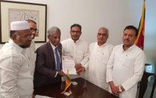 Anti-Muslim riots in Sri Lanka: SDPI president meets High Commissioner