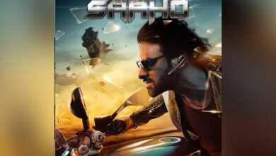 Photo of Prabhas unveils the new poster of 'Saaho'