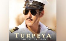 Get ready for 'Turpeya' from Salman's 'Bharat'