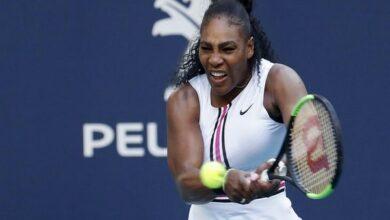 Photo of French Open: Serena Williams vanquishes Vitalia Diatchenko