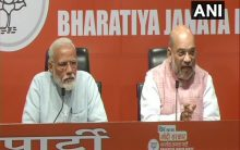 BJP's responsibility to bring out corruption embroiled within Oppn: Shah
