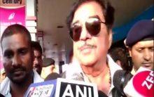Graft allegations against Rahul, Priyanka baseless: Shatrughan Sinha