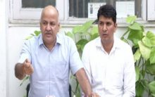 Sisodia urges parents of private school children to vote for AAP