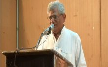 Mahabharat, Ramayna are full of incidents of violence: Yechury