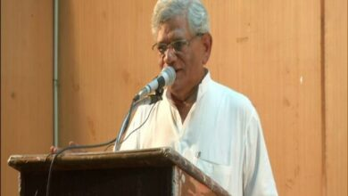 Photo of Mahabharat, Ramayna are full of incidents of violence: Yechury