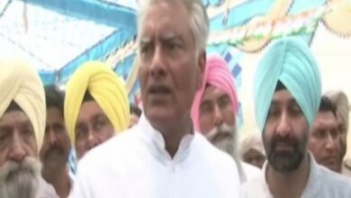 Photo of Dharmendra's praise higher than any post: Sunil Jakhar