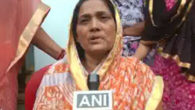 Photo of Surendra Singh killed for supporting Smriti Irani, claims wife