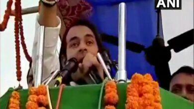 Photo of Lalu's son Tej Pratap to launch 'Tej Sena'