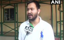 'Missing' Tejashwi says he was undergoing treatment