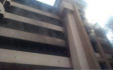 Maharashtra: Fire breaks out in private school in Thane