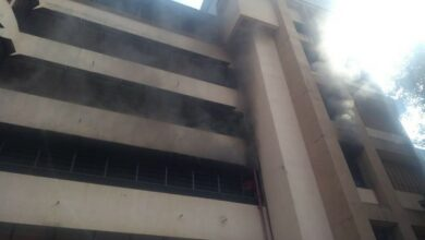Photo of Maharashtra: Fire breaks out in private school in Thane