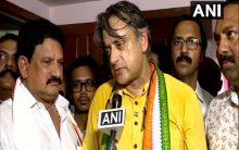 LS polls: Tharoor's hat-trick; won Thiruvananthapuram by around 1 lakh votes