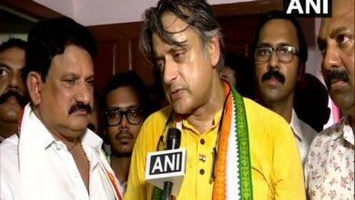 Photo of LS polls: Tharoor's hat-trick; won Thiruvananthapuram by around 1 lakh votes