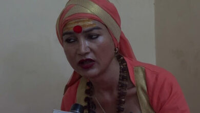 Photo of Transgender like me contesting LS polls is a victory for society: AAP's Bhawani Nath Valmiki