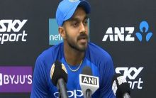 Vijay Shankar focusing hard on his preparation for World Cup