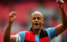 Vincent Kompany confirms exit from Manchester City