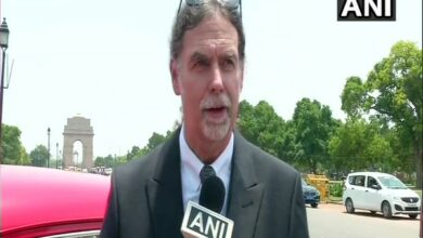 Photo of German envoy bats for India's permanent UNSC seat