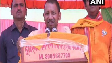 Photo of Unfortunate Cong is contesting polls only to cut BJP's vote share: Adityanath