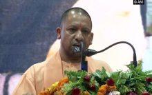 Heat of PM Modi's roadshow forced few to migrate: Yogi jibes at Rahul