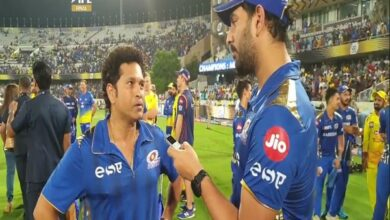 Photo of Bumrah is the best bowler at this stage, says Sachin Tendulkar
