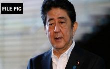 Japanese Prime Minister Shinzo Abe departs for Tehran to ease US-Iran tensions