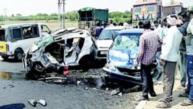 Photo of Road accident in Warangal claims three lives
