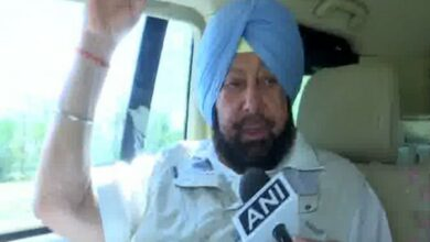Photo of Sidhu probably wants to replace me as CM: Captain Amarinder Singh