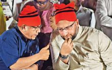 MIM-VBA alliance benefited saffron parties in Maharashtra