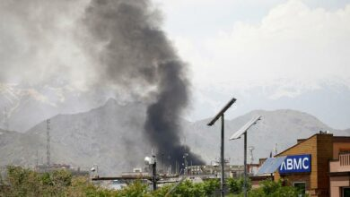 Photo of Gunfight continues after attackers storm Counterpart International's building in Kabul